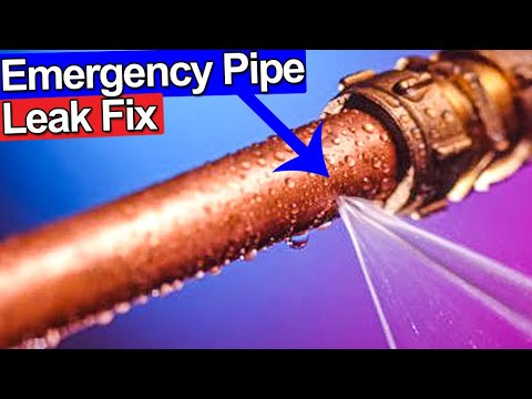 FIX LEAKING COPPER