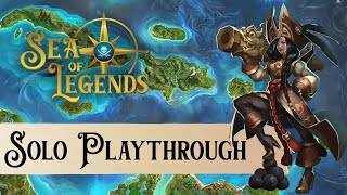 Sea of Legends: Low Times on the High Seas (Solo Play)