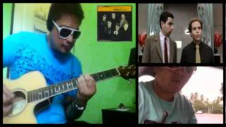 Picture Of You (Boyzone) Acoustic Cover With Mr.Bean