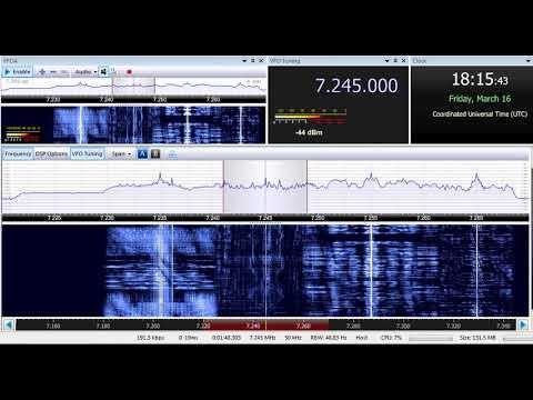 16 03 2018 Trans World Radio Africa in Tigrinya to EaAf 1815 on 7245 Grigoriopol