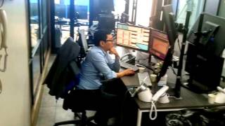 아파치증권TV 마감 1시간 전 분위기
