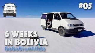 In 6 Wochen durch Bolivien | Roadtrip durch Südamerika | Video #05