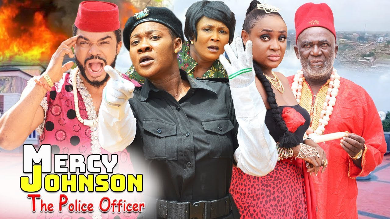 Download Mercy Johnson The Police Officer Part 1 - Mercy Johnson New Latest Nigerian Nollywood Movies 2019.