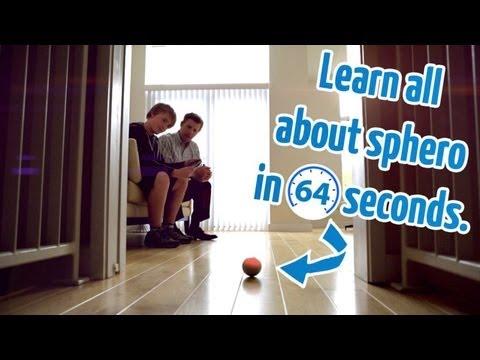 Video thumbnail of Sphero