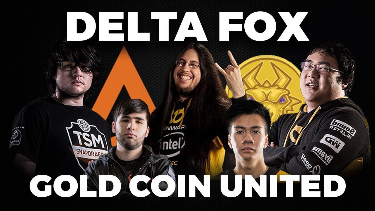Scarra Delta Fox Meme Stream Dream Team Vs Gold Coin United Nacs