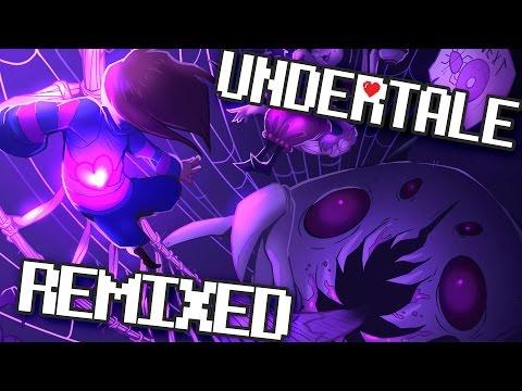 Undertale Remixed - Spider Dance (Holder Remix) Muffet Theme - GameChops