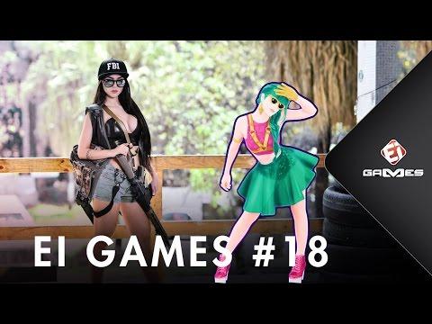 JUST DANCE! Mexendo o esqueleto com Nyvi Estephan - EI GAMES #18