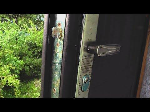 Китайская дверь спустя 2 года