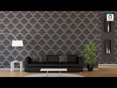 Wallpaper designs for walls | wallpaper designs for home | wallpaper decorations living room
