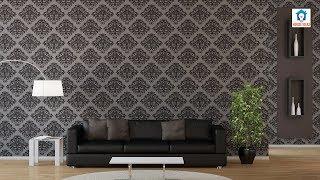 Wallpaper designs for walls   wallpaper designs for home   wallpaper decorations living room