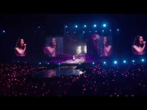 181201 Taeyeon 'S concert- SomethingNew, Rain, Baram x3, AllNight (high note)- Bangkok Thailand #2