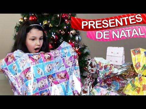 MEUS PRESENTES DE NATAL | Luluca