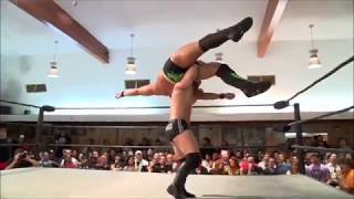 PWG: John Silver out-brian-cages Brian Cage!