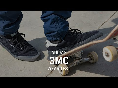 Youtube Adidas Shoe Wear 3mc Review Skate Test 2E9HDI