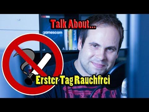 Erster Tag Rauchfrei - Info Vlog