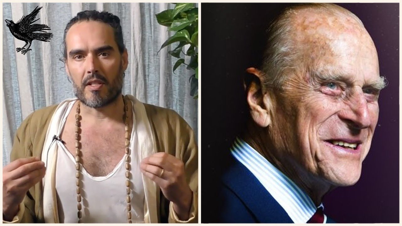 Prince Philip - Russell Brand Reacts