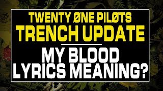 MY BLOOD LYRICS MEANING? - Who is TYLER Singing About?