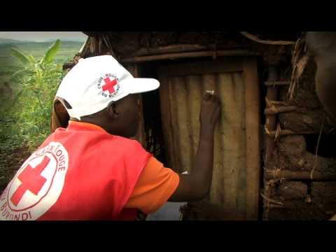 Muggennetten voor Burundi - Music For Life 2009