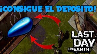 COMO CONSEGUIR EL DEPOSITO DE COMBUSTIBLE!! | LAST DAY ON EARTH: SURVIVAL | Keviin22