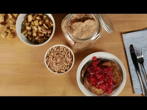 Healthy hack stale bread recipes tips youtube healthy hack stale bread recipes tips ccuart Images