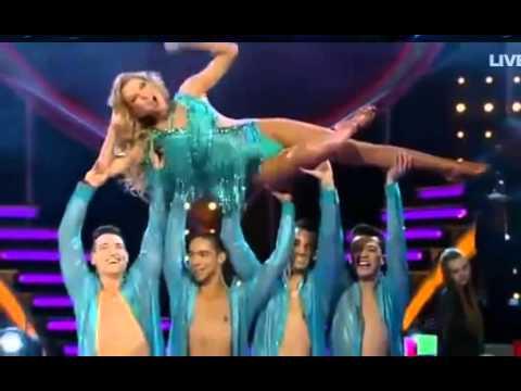 Mira Quien Baila - Marjorie De Sousa - Elvis Crespo - Merengue