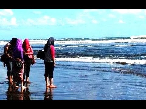 PANTAI DEPOK - Beautiful Beach of Yogyakarta - Tourism Destination [HD]