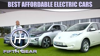BEST AFFORDABLE ELECTRIC CARS | FIFTH GEAR