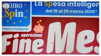 Volantino Eurospin #42|Operazione Fine Mese |Una Fetta Di Paradiso