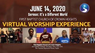 June 14, 2020: Virtual Worship Service Graduation Sunday