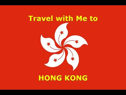 Part 23: Ngong Ping 360 Cable Car (up) Lantau Island Hong Kong