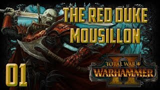[1] Scourge of Bretonnia | Red Duke of Mousillon  | WARHAMMER 2: Mortal Empires