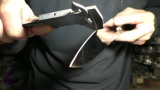 Опыт № 194 нож Samura SP 0085 сталь AUS8 серия PRO S(, 2016-08-25T21:34:23.000Z)