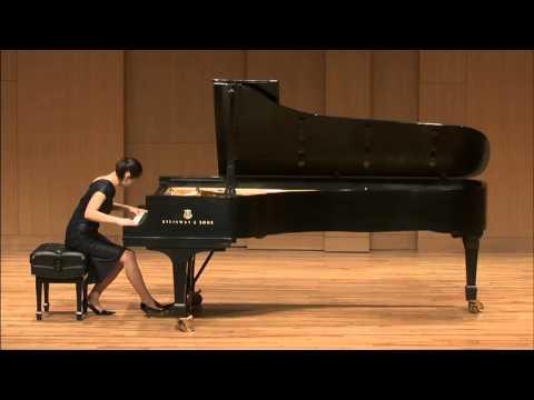 Franz Liszt - La leggierezza from Trois Etudes de Concert, S.144 - Éva Polgár, piano