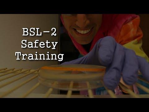 Lab Safety Presentation (BSL-2) 2017