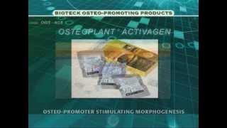 Обзор остеоиндуктивных материалов Bioteck (Факторы роста )