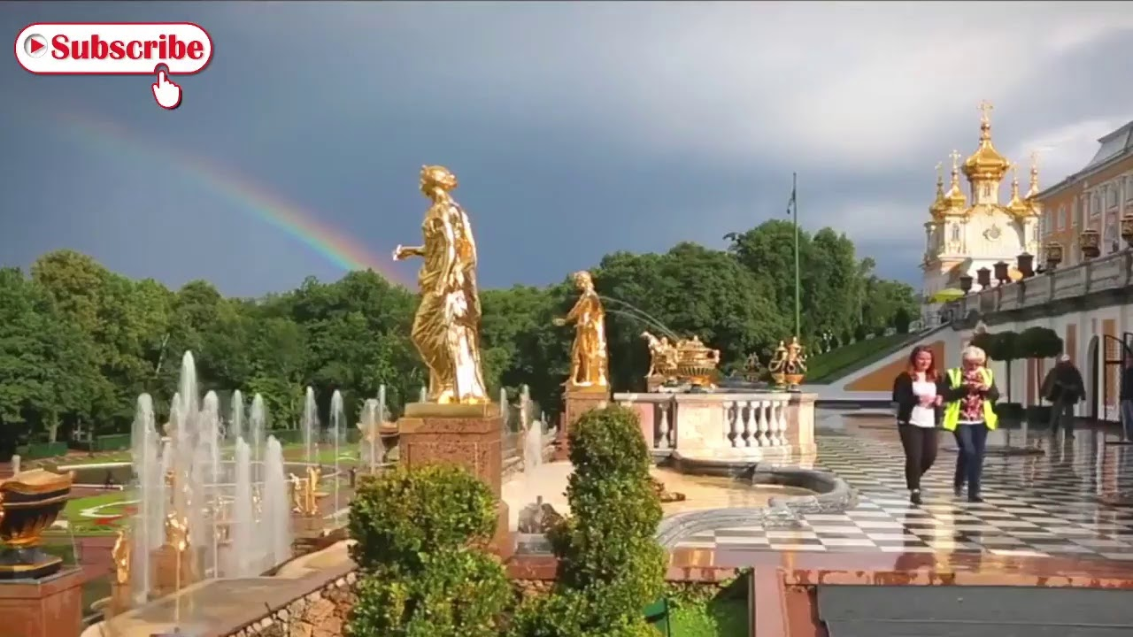 Saint Petersburg Russia   Second Most Beautiful City In Russia   Best Country To Travel in 2020   