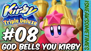 God Bells You Kirby | Kirby: Triple Deluxe - Part 8 - Lv 3 (Old Odyssey Stage 1 and 2)
