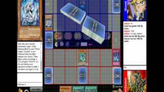 yugioh dueling network meklord machina deck vs dragon warrior deck