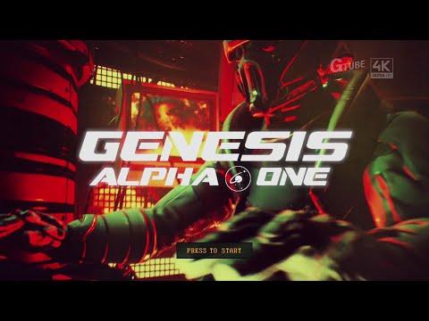 Genesis Alpha One Deluxe Edition - Game Play [영문판 게임플레이] |