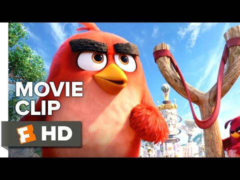 The Angry Birds Movie CLIP - We're Gonna Fly (2016) - Jason Sudeikis Movie HD