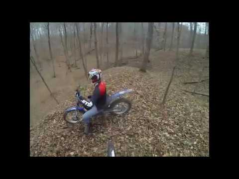 Winter Survey: Trials Riding in Brown County, Indiana