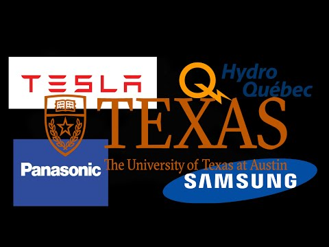 Is Tesla Making Solid State Batteries in Texas? : Glass Battery Patent