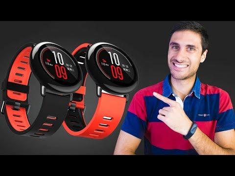 O Smartwatch Desportivo Mais Completo Que Já Testei! Xiaomi Huami Amazfit