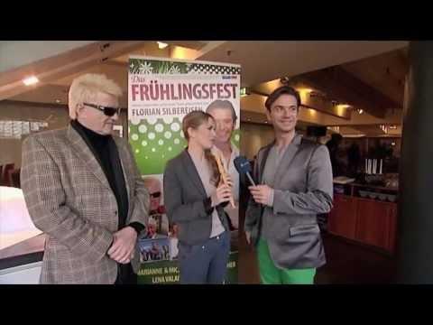 Heino & Florian Silbereisen im center.tv-Interview