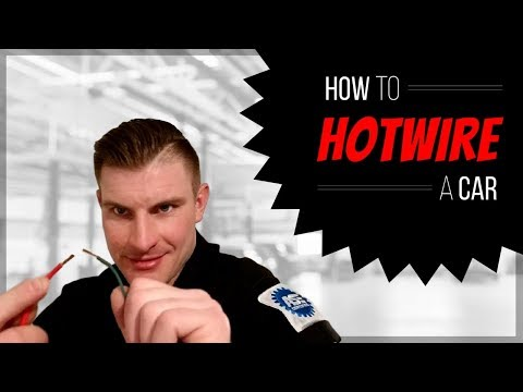 How To Start A Car Without A Key | How To Hotwire A Car
