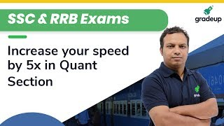 How to increase quant question solving speed by 5X times? Join the class