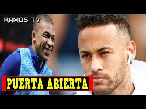 BOMBA: PSG ABRE la PUERTA a NEYMAR, PREFIEREN a MBAPPE | REAL MADRID PIENSA CEDER a VINICIUS thumbnail