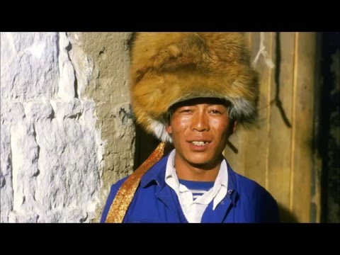 China an Tibet - SlideShow With Relaxing Ambient Music