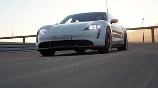Gran Turismo Sport - Porsche Taycan Unveiled