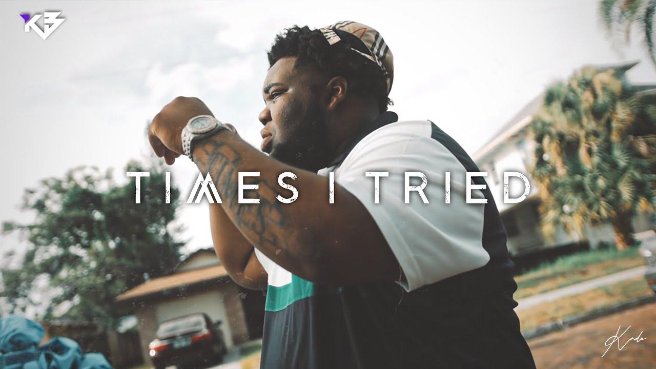"""Times I Tried"" (2020) - Free Rod Wave Type Beat x Roddy Ricch / Emotional Piano Rap Instrumental"
